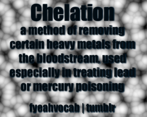 Aside from curing heavy metal poisonings, chelation therapy can also be used to combat heart disease by binding to the calcium within plaque, allowing the medicine to sweep the plaque away. It is still considered a controversial treatment for disease like heart disease and stroke.