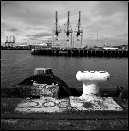 Port of Auckland on Flickr.
