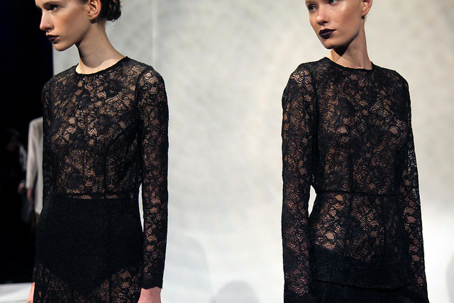 Kaelen NYC | New York Fashion Week FW12 by nicolettesara on Flickr.
