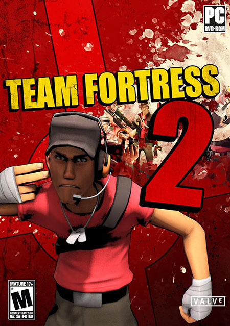 Team Fortress 2 X Borderlands 2