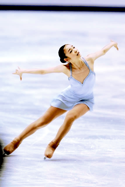 Yuna Kim - The Lark Ascending