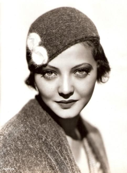 "Happy Birthday, Sylvia Sydney - (August 8th, 1910 - July 1rst, 1999) ""Hollywood paid me by the tear."""