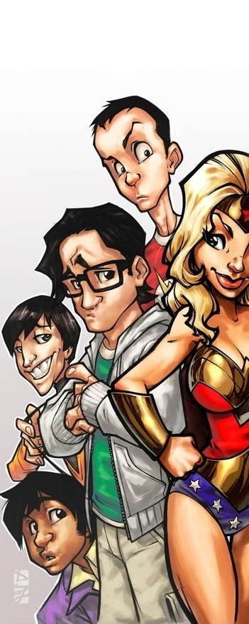 love this..too cool! The Big Bang Theory..#tbbt