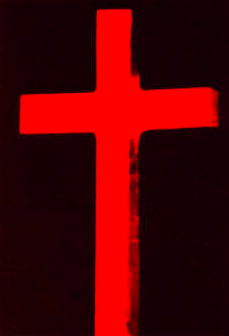 Andy Warhol:  Cross 1981