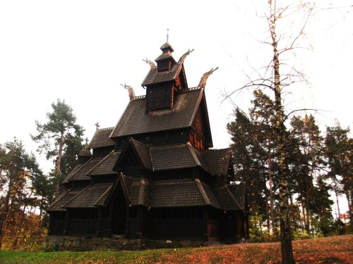 Stave Church II