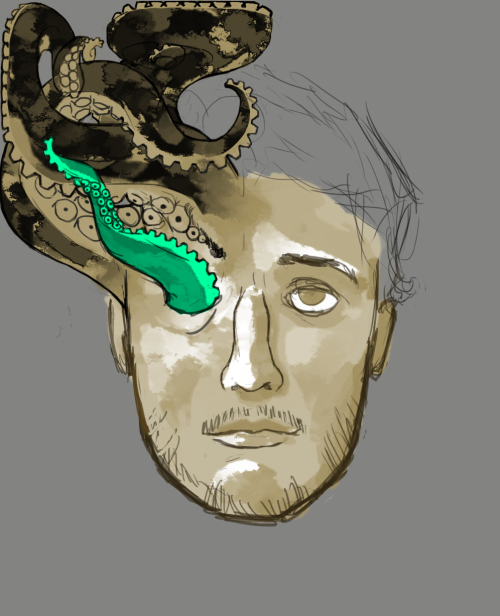 another thing i will never finish, i like how the tentacles came out though. It was some angsty symbolisms and was good to draw, angstily.