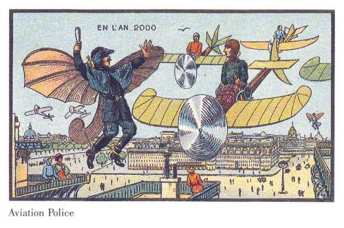 (via France in the year 2000 | The Public Domain Review)