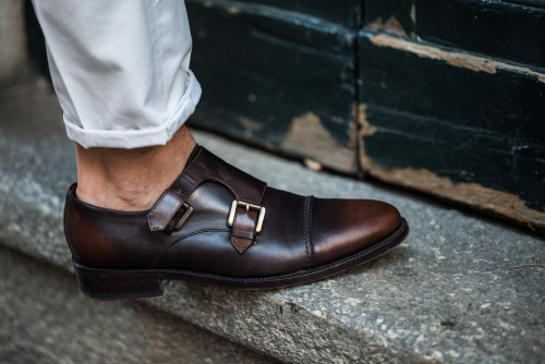 fabatos:  Gordon Double Monks by 59 Bond St