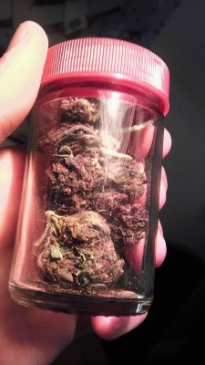 kvshclovds:  Purple Satellite.