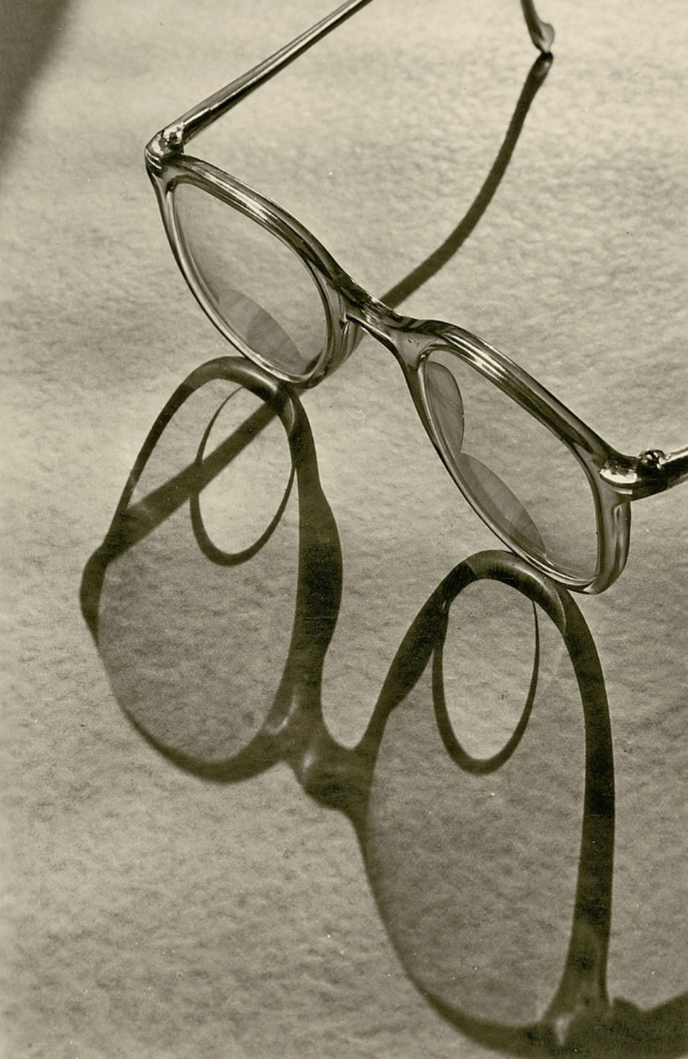MAX BAUR   GLASSES MADE OF BIFOKAL GLASS  1920s