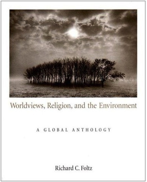 "Worldviews, Religion, and the Environment: A Global Anthology An historian of comparative religious traditions, Richard Foltz has also been active in helping shape a new subfield combining religious studies with environmental ethics, often referred to as ""Religion and Ecology"". Perhaps unprecedented in scope, this anthology explores current environmental and ecological issues amidst the various worldviews, cultures, and traditions that constitute the world's major religions. Presenting a global conceptual landscape in part one with selections that focus on the spiritual and environmental crises associated with modernity, this volume, with typical skillful editing in part two, distills all of the major world religions' perspectives-Eastern, Western, and newly emerging-on contemporary ecological issues. Part three rounds out this extraordinary collection of insights with an exploration of other cross-cutting motifs in today's enviro-cultural criticism, including radical environmentalism, ecofeminism, ecojustice, and the rising voice of the Global South."