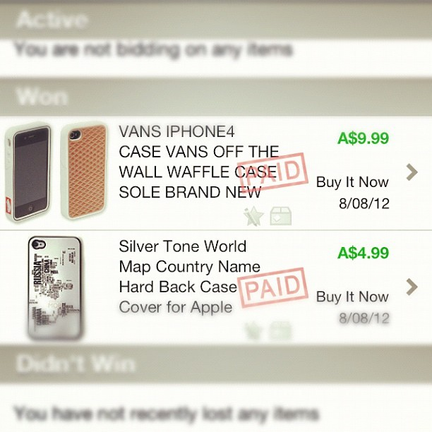 New iPhone needs some new cases. 📱👍 (Taken with Instagram)