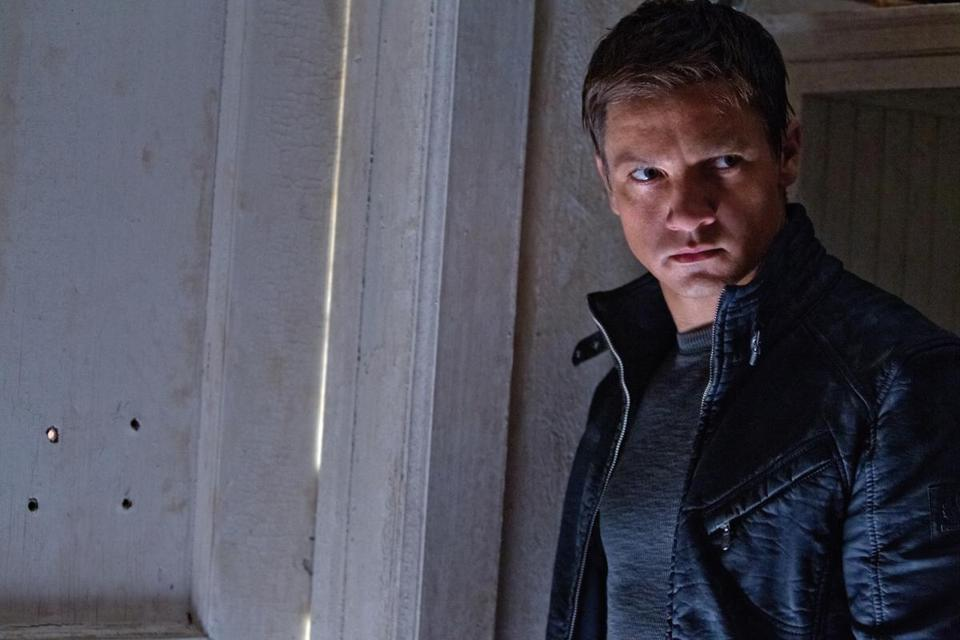 """If you're going to make a 'Bourne' movie without Matt Damon, Jeremy Renner isn't a bad second choice. He's runty but determined, with some of the bantam confidence of Jimmy Cagney in his prime."" Full review"