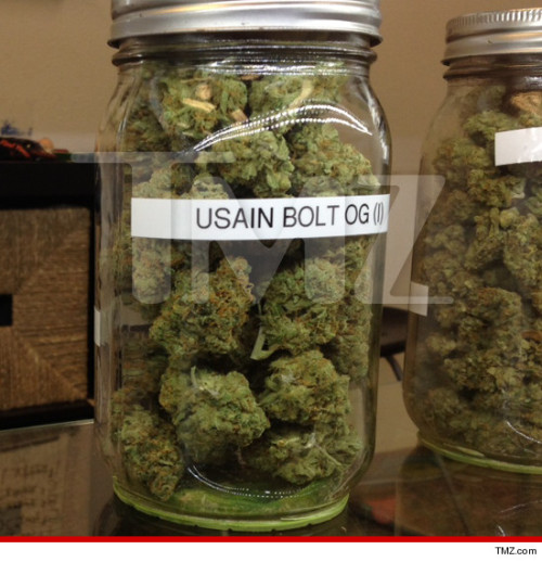 "Weed we like! Now available in weed shops in California. Probably ""fast-acting"":) [be]"