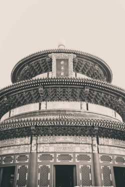 travelingcolors:  Temple of Heaven, Beijing | China  (Submitted and taken by Marshellina Rahardjo, thank you!)