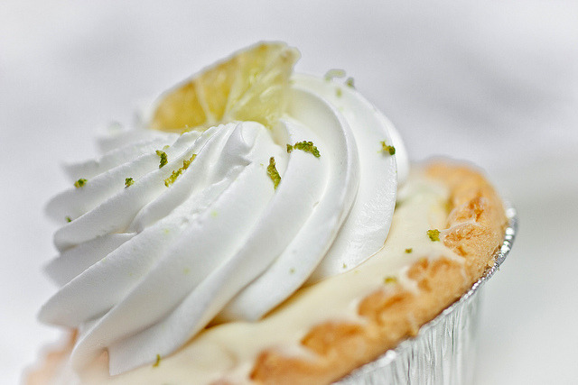 (со страницы Mini Key Lime Pie | Flickr - Photo Sharing!)