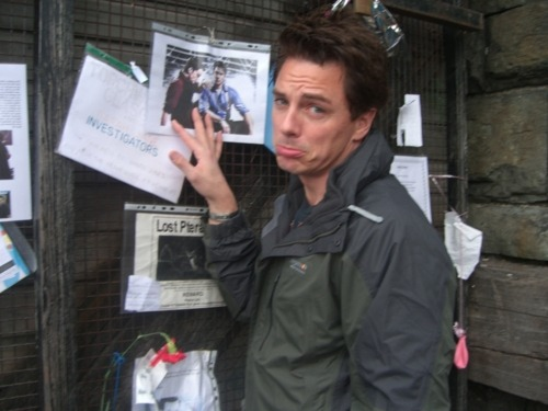 harkness-whore:  I visited the shrine too.  IT'S OKAY JACK WE MISS HIM TOO. CRY IT OUT.