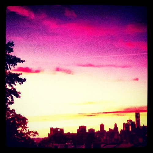 Wish you were here.  (Taken with Instagram at 862 Union Street)