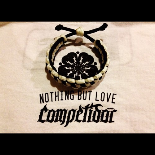 | NOTHING BUT LOVE | S\O to @competidorbrand @mightymarvy for the Dope Tees | SHAKA ALL DAY | BIBA GUAHAN | #sntmntl #competidor #dailywristwear #allDay #shaka #technicalshit #Guahan (Taken with Instagram)