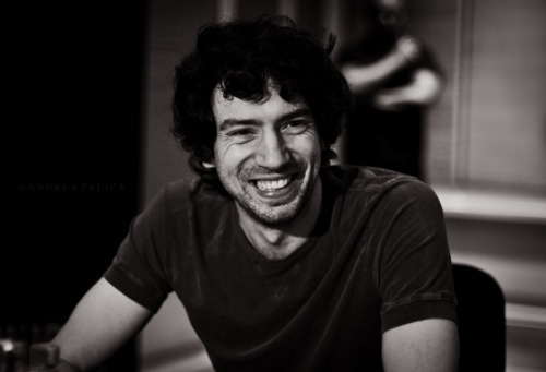 andreapaliza:  Gary Lightbody | SNOW PATROL in Manila, Philippines