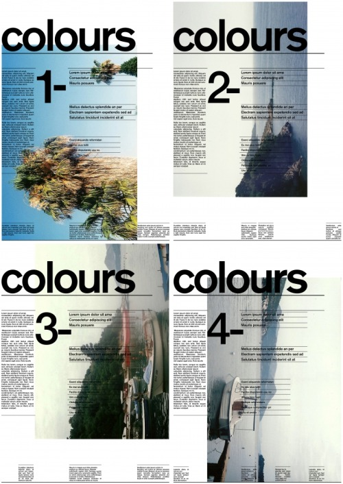 typethatilike:  Submission:    Colours  georgehaughton.wordpress.com     Submit anything, it will be posted day.