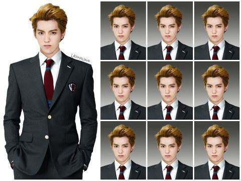 Handsome Duizhang via : EXO