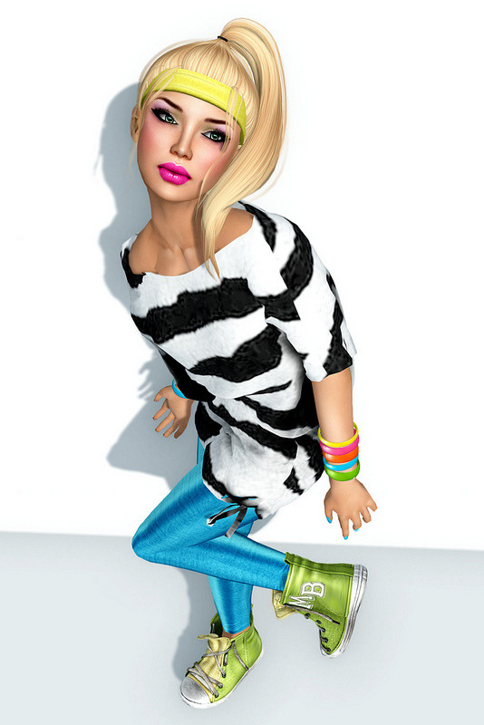 "Check out the Second Life Pic of the Day, ""Vintage Fair Previews #3"", photo by MaribelButton. http://bit.ly/P5x3iD"