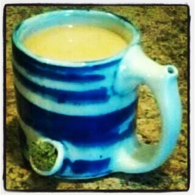 girlscansmoke:  #weedporn how do you #wakeandbake ? (Taken with Instagram)