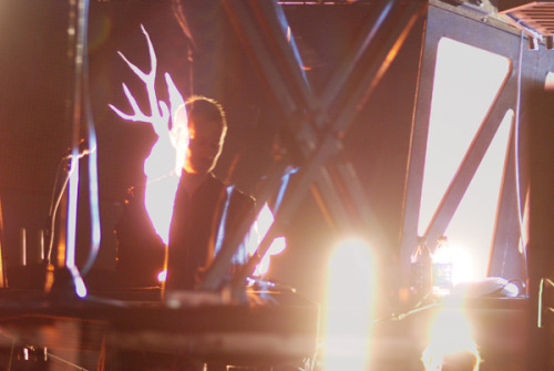 Miike Snow at HARD Summer Festival. Click through for more of our favorite shots.