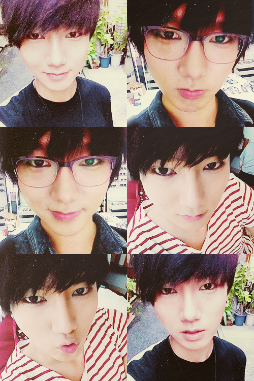 (15) days until yesung's birthday