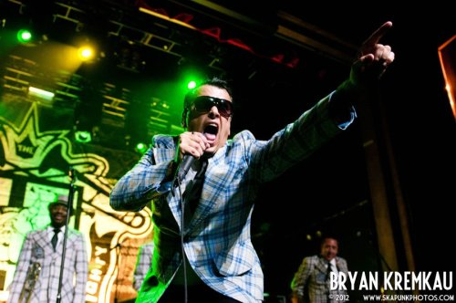 Date: August 6th 2012Opening Bands: The Attack, The Have NotsLinks: bosstonesmusic.comThe Mighty Mighty Bosstones played on Monday night in New York City and to put it simply, the show was awesome! The Boston ska band always deliver and still prove that they are one of the best live bands in any genre. READ THE FULL REVIEW