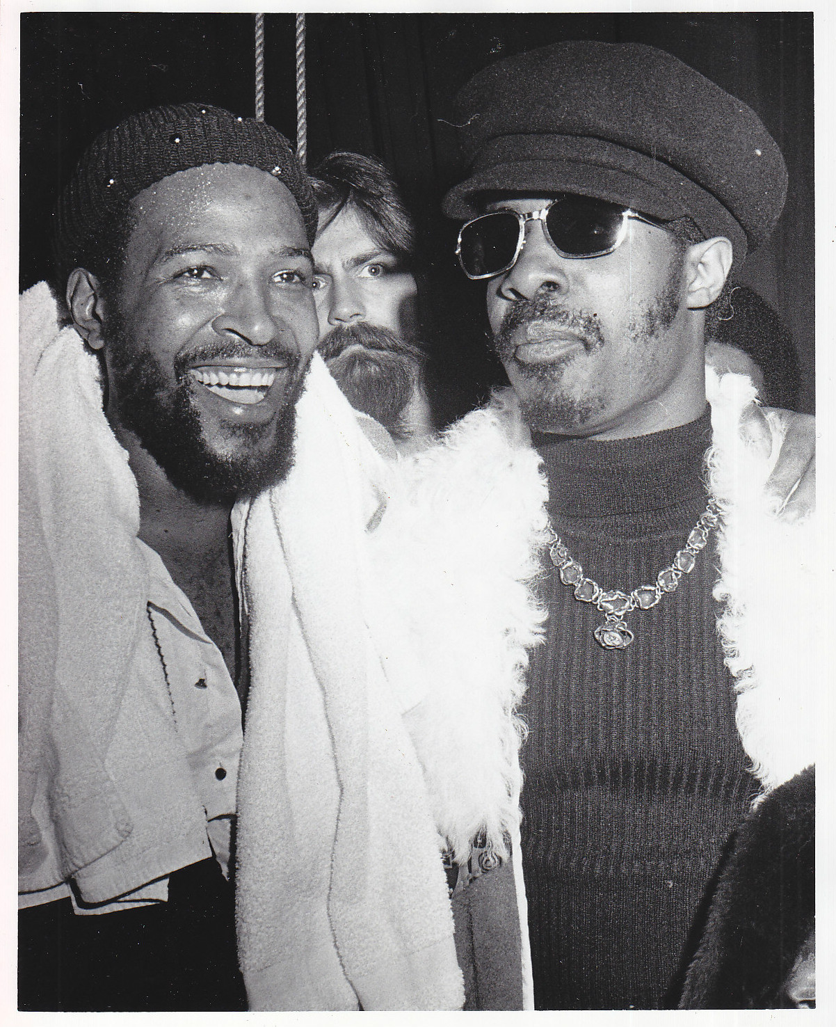 Marvin and Stevie