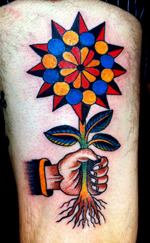 Robert Ryan- Electric Tattoo- New Jersey -2012