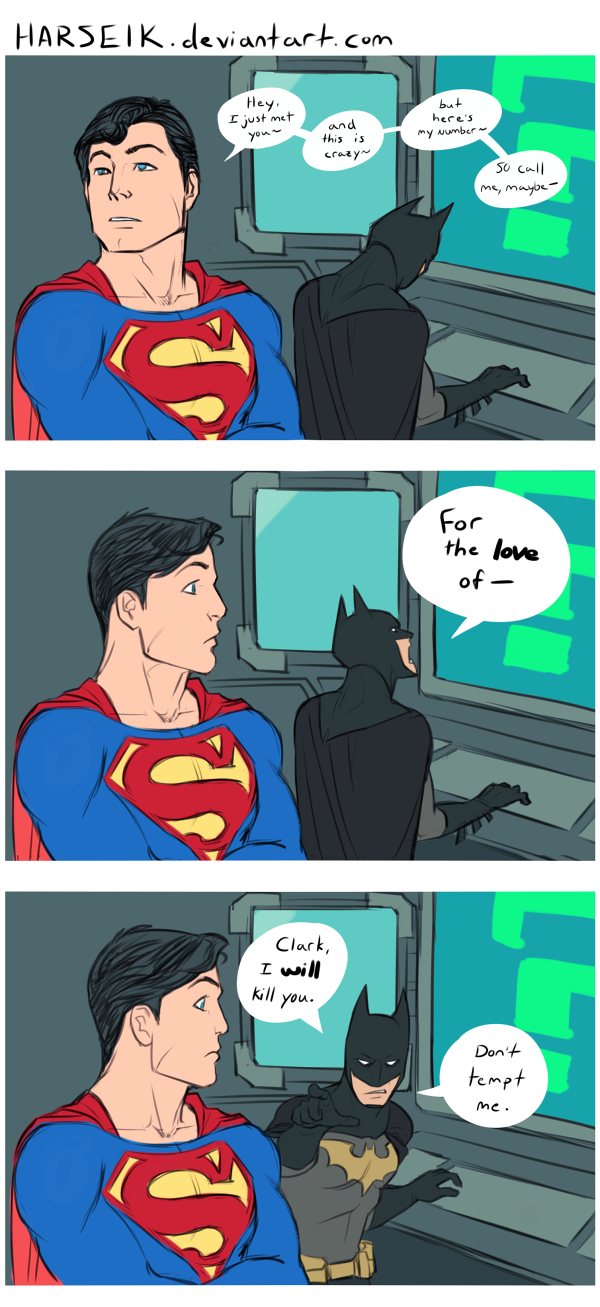 eriemaxwell:  Wow, Batman. Wow.