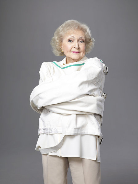 Betty White on her Emmy nomination, dream co-star and the state of women in TV/comedy.  Robert Redford aside, is there anybody you'd like to work with that you haven't had a chance to yet? Oh, it'll never happen, but Meryl Streep would be the honor of my life. I am such a fan. Well, this will go in print and perhaps she will see this — maybe we can make this happen. [Laughs.] I doubt it! I don't know what she'd do with a 90-year-old broad, but I am a tremendous fan. And I've never had the privilege of meeting her. I would love to meet her.  Who's going to start the social media campaign to have Betty White and Meryl Streep star in a buddy road trip comedy? More of my interview with the TV icon.