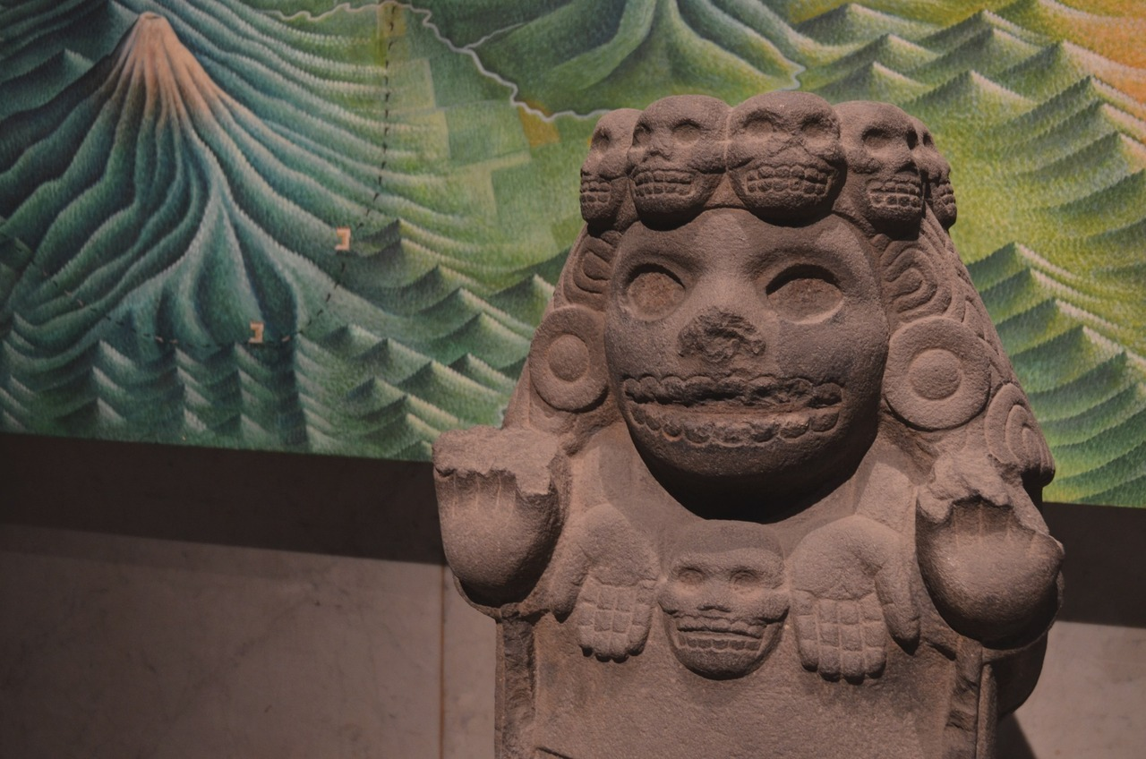 Mexican ancient art Photo: Jadiel Galicia