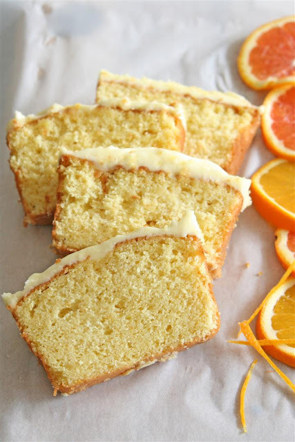 gastrogirl:  orange yogurt cake.