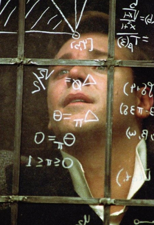 A Beautiful Mind (2001) - Directed by Ron Howard