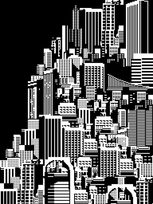 maxcapacity:  Metropolis Cityscape (by Max Capacity +) i never actually put this on flickr
