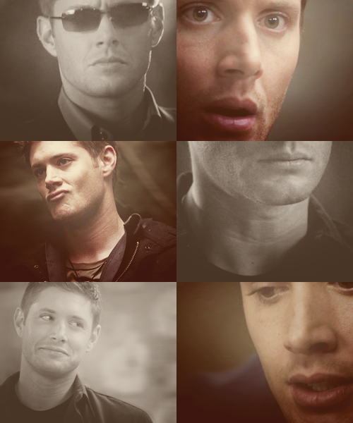 "trustingdesires:  A-Z of favourite characters → Dean Winchester  ""Angel or not, I will stab you in your face."""