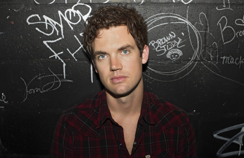 Tyler Hilton for BRINK | Photo by Michael Wells