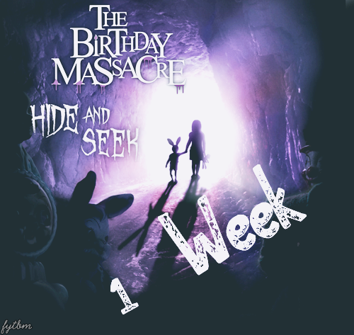 The Birthday Massacre, Hide and Seek. Already have mine pre-ordered :3