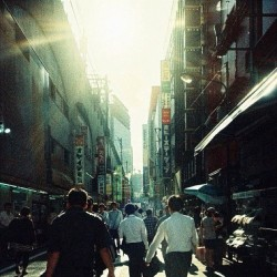 #travel #tokyo #japan #film (Taken with Instagram)