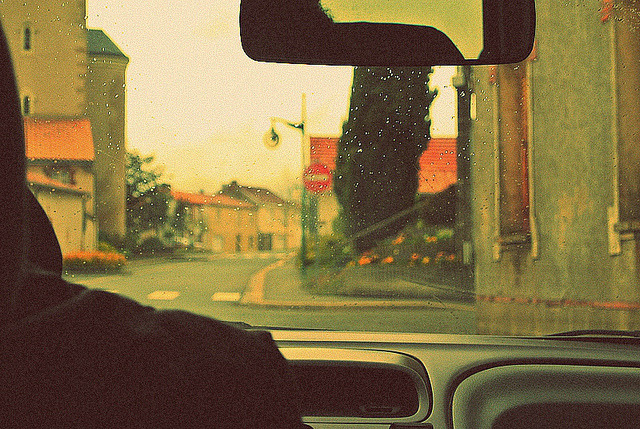 ON THE ROAD by RETRO CHAPLIN on Flickr.