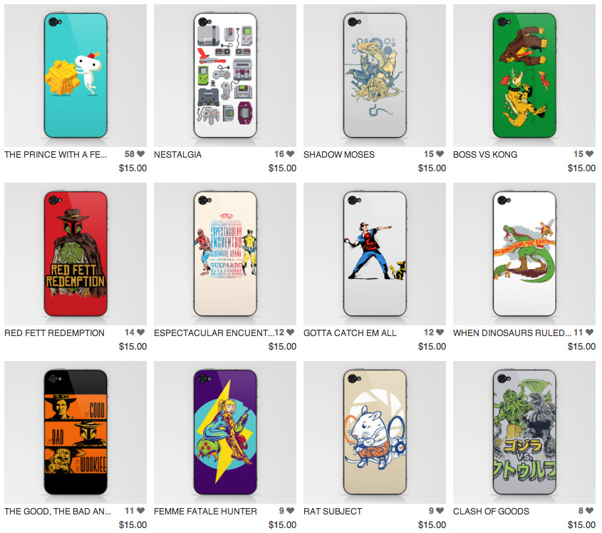 Society 6 have Free Shipping on my products* even international to get that free shipping just have to clic on the image or using the link below, if you are looking for a iPhone, iPod, iPad, Laptop case/skin, poster or a Shirt this it your chance :D http://society6.com/MeleeNinja?promo=75f1f8 *Offer excludes Framed Art Prints and Stretched Canvases and expires August 12