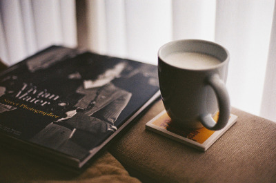 shadeofgrain:  {Analog Moments - Sunday Morning} by CaioBraga on Flickr.