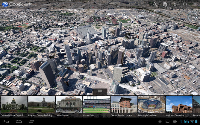 Google 3D Cityscape to launch for Denver Google's 3D Cityscape is launching in Denver this week on iOS, allowing iPhone and iPad users to virtually fly through the metro area with a swipe of the finger. Google's 3D city landscaping and images are already available in about a dozen cities. Tech writer Andy Vuong learned the company will announce Thursday that the features are rolling out in Denver and Seattle. The online search giant hopes cover 300 million people by the end of the year.
