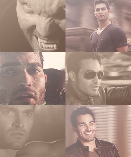 "trustingdesires:  A-Z of favourite characters → Derek Hale  ""Start the car, or I'm gonna rip your throat out. With my teeth."""