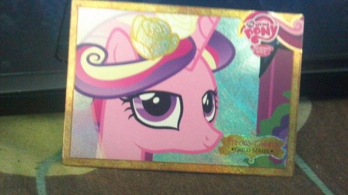 I just find it amusing that the pack I got this in, also had regular Cadence, ngl.
