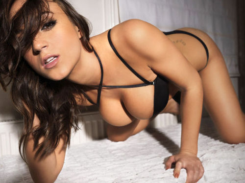 welcometoboobsville:  Rosie Jones
